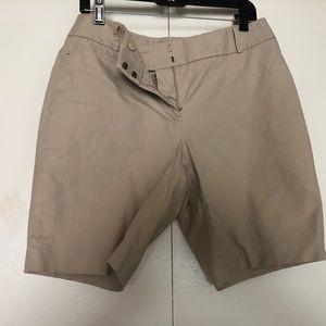 Ann Taylor Shorts - Ann Taylor LOFT Khaki short